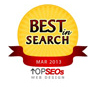 Top Ranking for Web Design Agency in Singapore for 2012<br /> and 2013