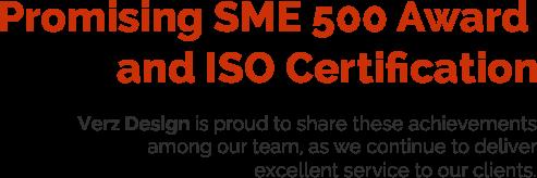 SME 500 2013 - Content
