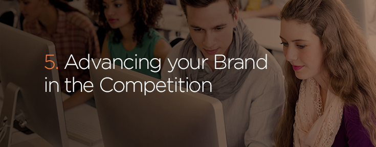Advancing Your Brand in the Competition