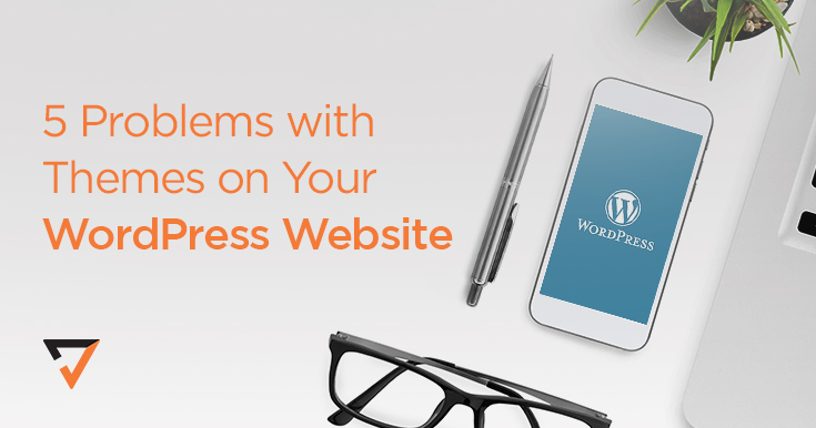 5 Problems with Themes on Your WordPress Website