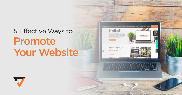 5 Effective ways to promote your website