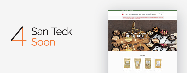 San Teck Soon singapore website for your CNY shopping