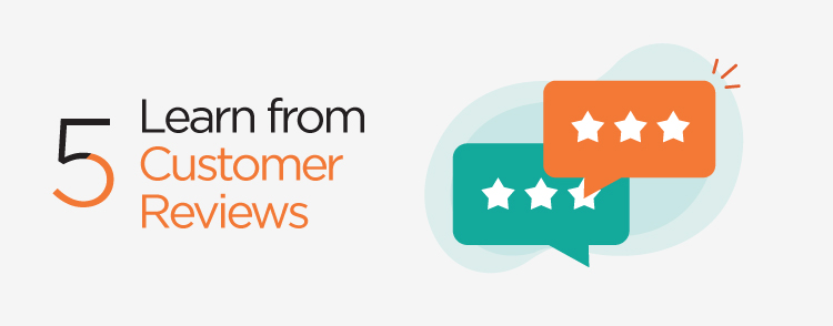 Learn from customer reviews